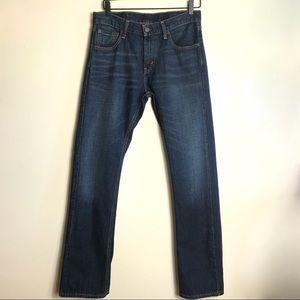 LEVI'S- 527 Straight Leg Jeans